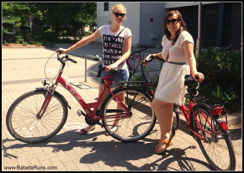 bike with pepi