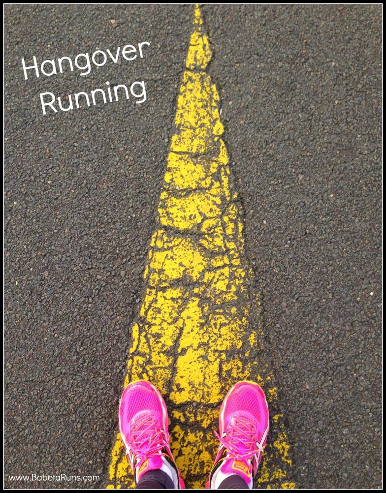 hangover running