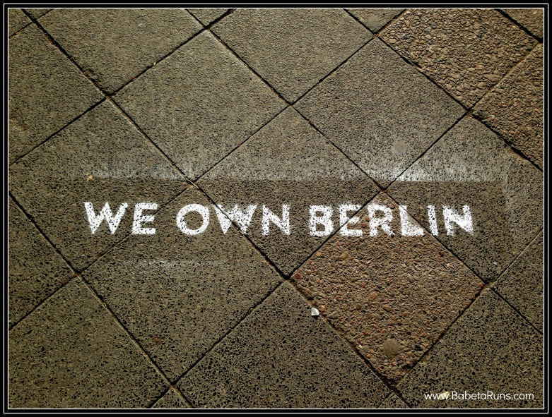 we own berlin